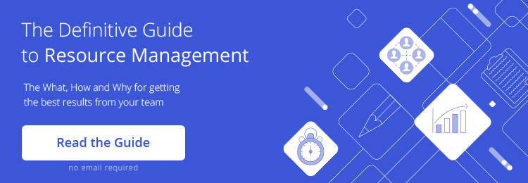 The Definitive Guide to Project Resource Management