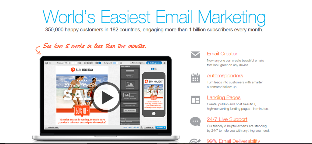 tool for email marketing